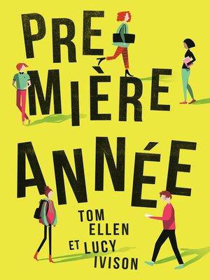 cover image of Première année