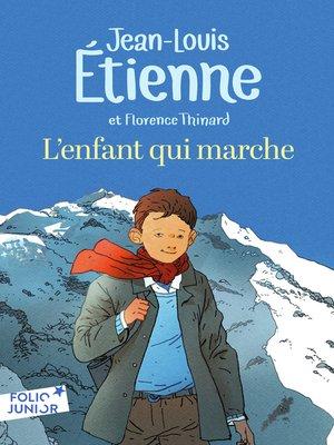 cover image of L'enfant qui marche