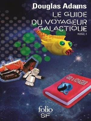 cover image of H2G2 (Tome 1)--Le Guide du voyageur galactique