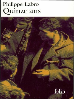 cover image of Quinze ans