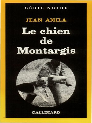 cover image of Le chien de Montargis