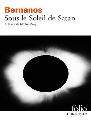cover image of Sous le Soleil de Satan
