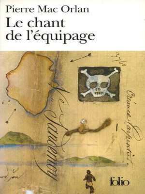 cover image of Le chant de l'équipage