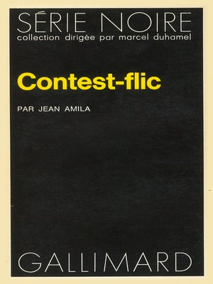 cover image of Contest-flic