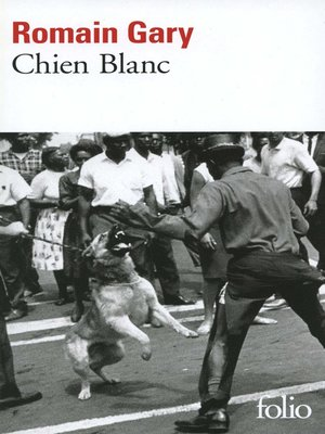 cover image of Chien blanc