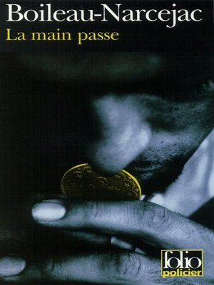 cover image of La main passe