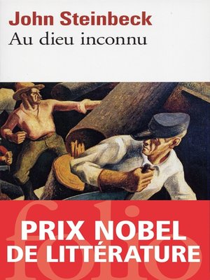 cover image of Au dieu inconnu