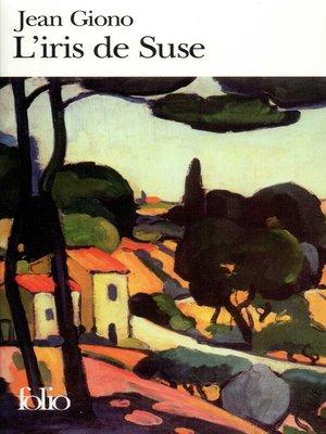 cover image of L'iris de Suse