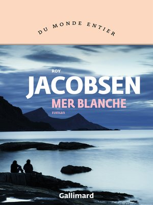 cover image of Mer blanche