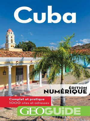 cover image of GEOguide Cuba