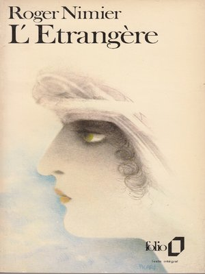 cover image of L'Etrangère