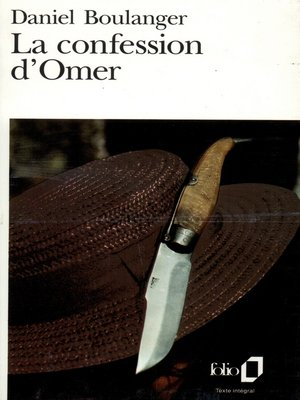 cover image of La confession d'Omer