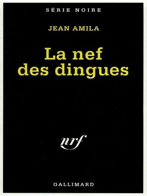 cover image of La nef des dingues
