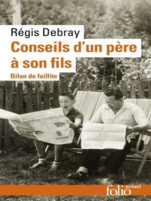 cover image of Conseils d'un père à son fils