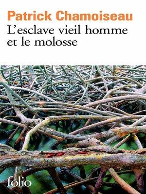 cover image of L'esclave vieil homme et le molosse