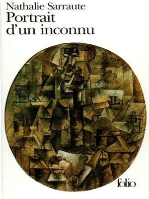 cover image of Portrait d'un inconnu