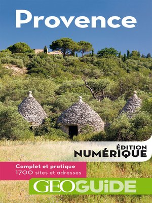 cover image of GEOguide Provence