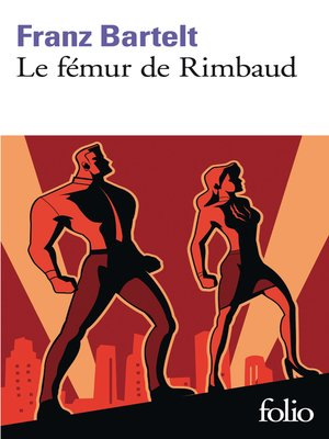 cover image of Le fémur de Rimbaud