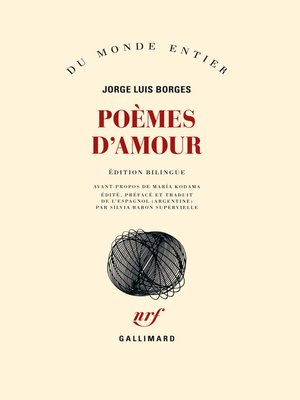 cover image of Poèmes d'amour