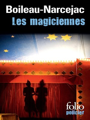 cover image of Les magiciennes