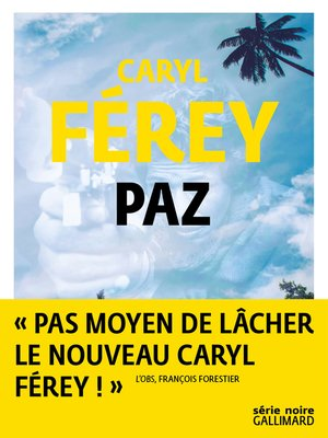 cover image of Paz