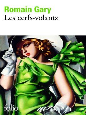 cover image of Les cerfs-volants