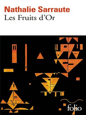 cover image of Les Fruits d'Or