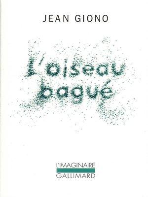 cover image of L'oiseau bagué