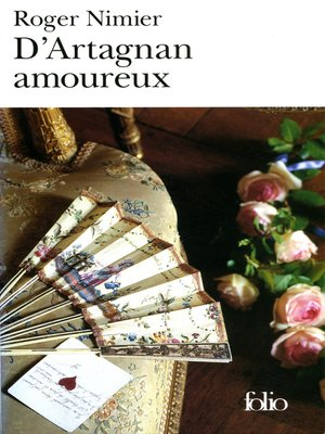 cover image of D'Artagnan amoureux ou Cinq ans avant
