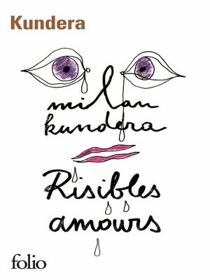 cover image of Risibles amours
