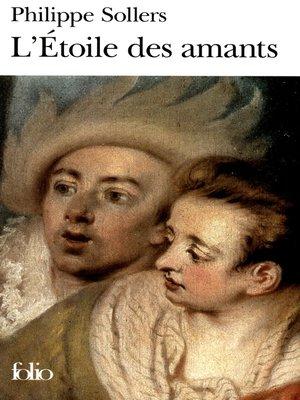cover image of L'Étoile des amants