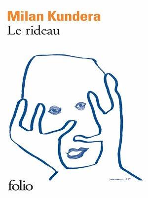 cover image of Le rideau