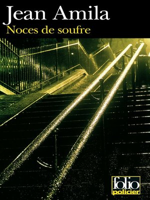 cover image of Noces de soufre