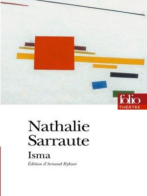 cover image of Isma ou Ce qui s'appelle rien