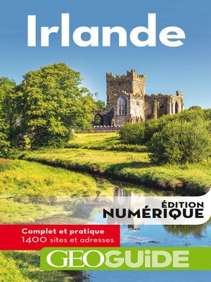 cover image of GEOguide Irlande