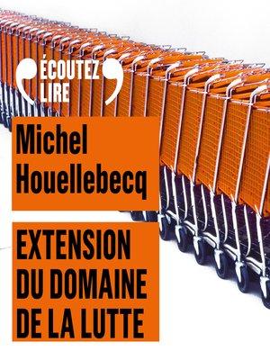cover image of Extension du domaine de la lutte