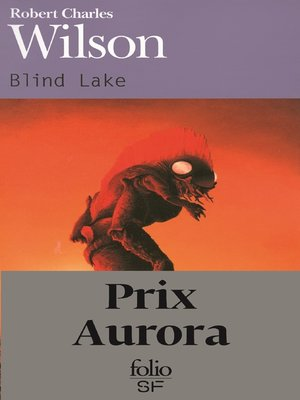 cover image of Blind Lake