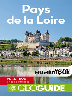 cover image of GEOguide Pays de la Loire