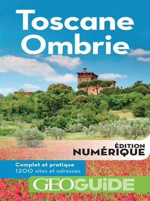 cover image of GEOguide Toscane--Ombrie