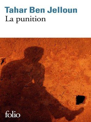 cover image of La punition
