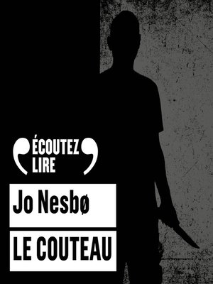 cover image of Le couteau