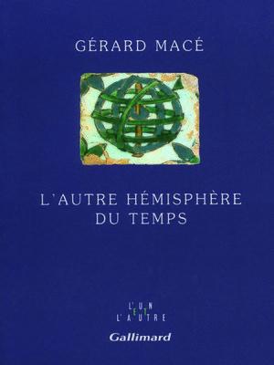 cover image of L'Autre hémisphère du temps