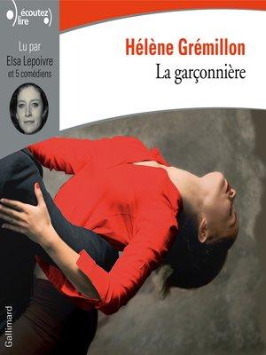 cover image of La garçonnière