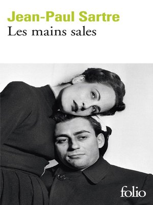 cover image of Les mains sales