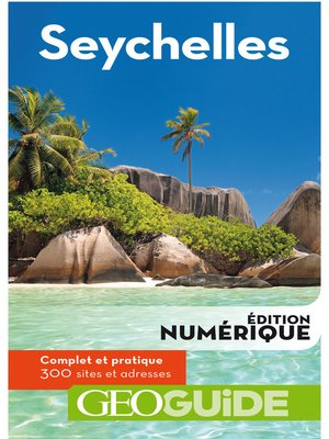 cover image of GEOguide Seychelles