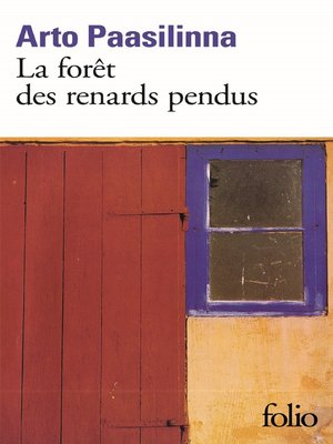 cover image of La forêt des renards pendus