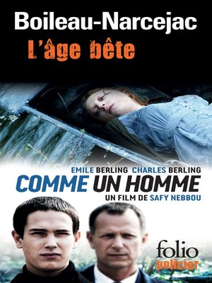 cover image of L'âge bête
