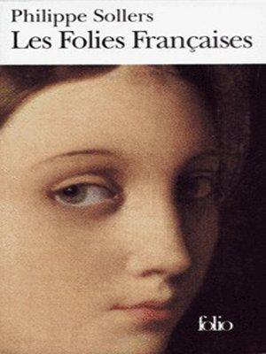 cover image of Les Folies Françaises
