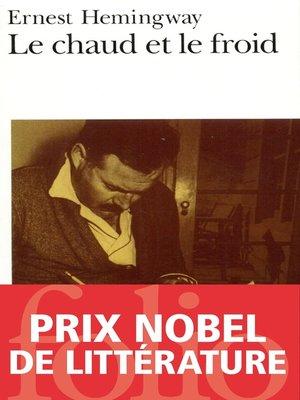 cover image of Le Chaud et le froid