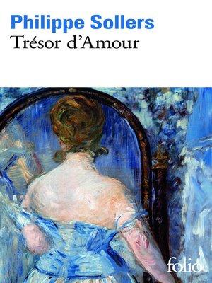 cover image of Trésor d'amour